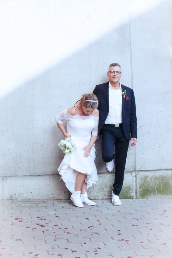 """""""Anker ahoi!"""" –  Gesa & Martin"""